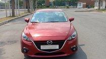 Bán ô tô Mazda 3 1.5AT năm sản xuất 2016, màu đỏ. Cần bán 575 triệu