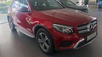 Giá xe Mercedes GLC200 2019 khuyến mãi, thông số, giá lăn bánh (05/2019) giảm giá tiền mặt, ưu đãi bảo hiểm và phụ kiện