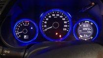 Cần bán Honda City CVT 1.5 AT đời 2016, màu nâu