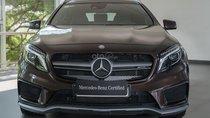 Cần bán Mercedes-Benz GLA45 AMG 4Matic đăng ký 2018, màu nâu, 500km, xe nhập khẩu, 2% thuế trước bạ