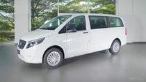 Bán Mercedes-benz Vito 121 xe nhập 8 chỗ đăng ký 2018, màu trắng, 16 km