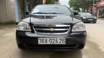 Cần bán xe Chevrolet Lacetti EX 1.6 AT sản xuất năm 2012, màu đen