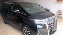 Cần bán Toyota Alphard Executive Lounge sản xuất năm 2019, màu đen, xe nhập