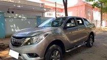 Gia đình cần bán xe Mazda BT50 2017, số sàn, máy dầu, hai cầu