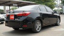 Bán Toyota Corolla altis 1.8G (CVT) đời 2017, màu đen