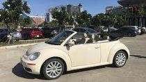 Cần bán lại xe Volkswagen Beetle 2.5AT đời 2009, màu kem (be) xe nhập, 560tr