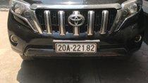Không dùng nên bán Toyota Prado 2.7 AT sản xuất 2009, màu đen, nhập khẩu