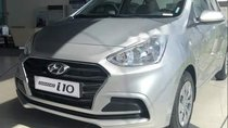 Bán xe Hyundai Grand i10 MT năm 2019, màu bạc
