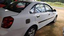 Bán ô tô Daewoo Lacetti sản xuất 2004, màu trắng, 142 triệu