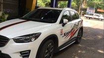 Bán lại xe Mazda CX 5 2.5G AT năm 2017, màu trắng ít sử dụng, giá chỉ 850 triệu