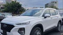 Bán ô tô Hyundai Santa Fe năm 2019, màu trắng, giá 999tr