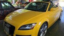Bán Audi TT sản xuất 2010, màu vàng, xe nhập