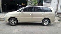 Cần bán lại xe Toyota Innova G năm sản xuất 2007 chính chủ