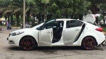 Bán Kia K3 1.6AT sản xuất 2015, màu trắng chính chủ, giá tốt