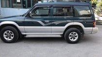 Bán xe Mitsubishi Pajero năm sản xuất 2001, màu xanh