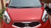 Bán ô tô Kia Morning năm sản xuất 2015, màu đỏ, xe đẹp