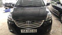 Bán ô tô Toyota Vios MT sản xuất năm 2012, màu đen, xe nguyên bản