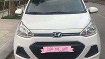 Cần bán Hyundai Grand i10 MT đời 2016, màu trắng, xe nhập, 1 chủ sử dụng từ mới