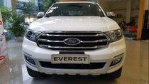 Bán xe Ford Everest 2.0L AT 4x2 2019, màu trắng