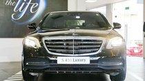 Xe ô tô Mercedes S450 Luxury 2019 cao cấp: Thông số, giá lăn bánh, khuyến mãi (08/2019) từ Mercedes-Benz Sài Gòn