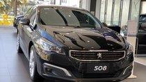 Bán Peugeot 508 Facelift - Nhập khẩu từ Pháp - Nhiều ưu đãi hấp dẫn - Trả trước 20% nhận xe - Còn màu trắng + đen
