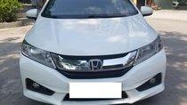 Bán Honda City đời 2017, màu trắng, giá 505tr