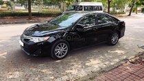 Toyota Camry LE 2.5 màu đen, sản xuất 12/2011, phom mới 2012, tên tư nhân chính chủ từ đầu, xe nhập Mỹ
