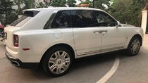 Siêu SUV Rolls-Royce Cullinan 2019 giá trên 40 tỷ đồng dạo phố Hà Nội