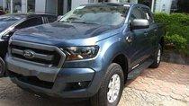 Bán xe Ford Range bán tải màu xanh dương, 2015, km 16 vạn