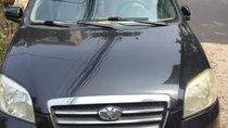 Bán gấp Daewoo Gentra 2007, màu đen, xe gia đình
