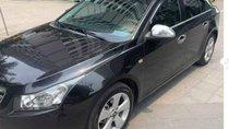 Bán Daewoo Lacetti CDX 1.6 AT 2010, màu đen, xe gia đình
