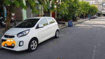 Cần bán gấp xe cũ Kia Morning năm 2015, màu trắng