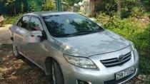 Cần bán lại xe Toyota Corolla Altis sản xuất năm 2008, màu bạc, cam kết không đâm va không ngập nước