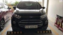 Bán Ford EcoSport năm 2017, màu đen, nhập khẩu