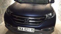 Cần bán xe Honda CR V sản xuất năm 2013, màu xanh lam, nhập khẩu