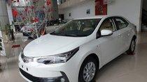 Bán Toyota Corolla altis 1.8 2019, màu trắng giá cạnh tranh