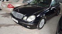 Bán xe cũ Mercedes E240 đời 2003, màu đen
