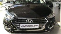 Bán Hyundai Accent năm sản xuất 2019, màu đen, giá tốt
