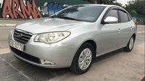 Bán gấp Hyundai Elantra 2009, màu bạc, xe nhập, số sàn