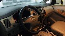 Bán gấp Toyota Innova đời 2009, màu đen xe gia đình giá cạnh tranh