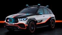 Mercedes GLE mới bổ sung loạt công nghệ an toàn tối tân
