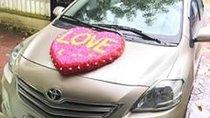 Bán xe Toyota Vios 2012, xe gia đình, giá 300tr