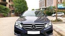 Cần bán E250 AMG, sản xuất 2015, số tự động, màu xám xanh hiếm