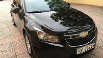 Bán gấp Chevrolet Cruze 2011, màu đen, xe gia đình, 300tr