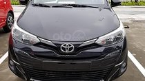 Bán Toyota Vios 1.5 MT đời 2019, màu đen giá cạnh tranh
