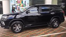 Bán Toyota Fortuner 2.7V 4x2 AT 2019, màu đen, xe nhập