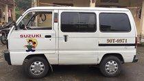 Bán xe Suzuki Super Carry Van 1998, màu trắng, xe gia đình