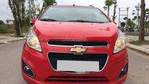 Gia đình bán Chevrolet Spark LTZ 2014 màu đỏ rất mới