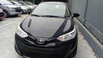 Bán Toyota Vios 1.5E MT đời 2019, màu đen, giá cạnh tranh