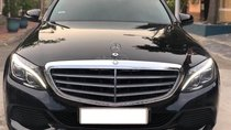 Mercedes C250 Exclusive sản xuất 12/2015, đăng ký 2016, biển Hà Nội